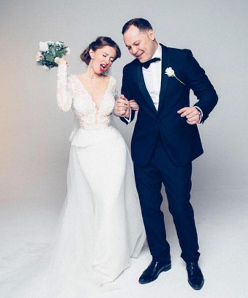 Звезда сериала «Зайцев+1» вышла замуж