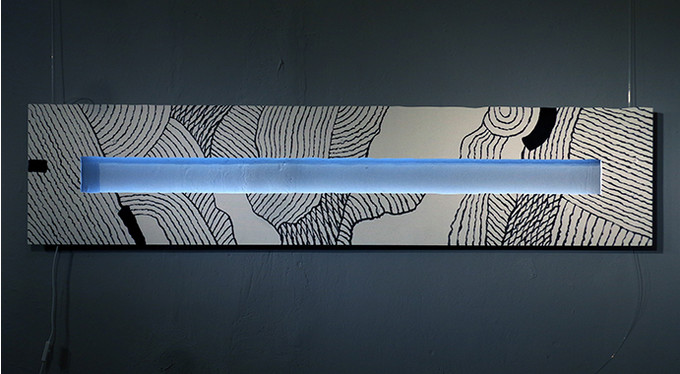 Выставка «Движение пространств» Игоря Ширшкова