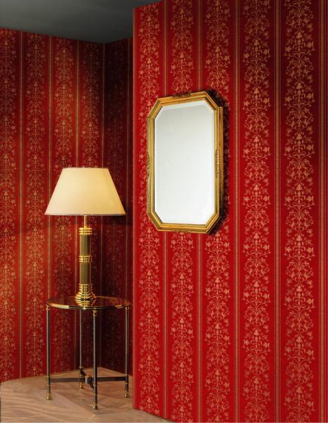 Если в качестве подложки для бесшовных материалов использовать слой синтепона или поролона, звукоизоляция комнаты значительно повышается. Обои La Scala