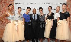 Мойзес де ла Рента представил эксклюзивную коллекцию футболок для MANGO