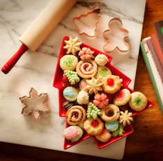 Домашнее печенье: 25 рецептов для уютного вечера