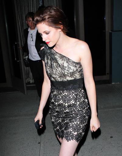 """Кристен Стюарт (Kristen Stewart) на показе фильма """"Добро пожаловать к Райли"""", 2010 год"""