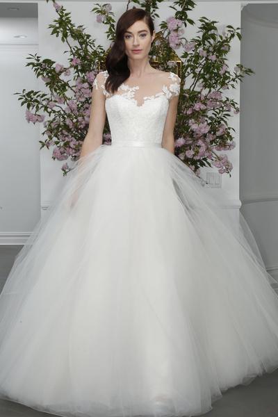60 пышных свадебных платьев 2015 | галерея [1] фото [30]