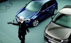 Карл Лагерфельд рекламирует автомобили