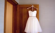 Как стирать свадебное платье в домашних условиях