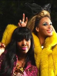 Бейонсе (Beyonce) и Келли Роуланд (Kelly Rowland)