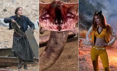 трейлеры недели зомби гигантские черви восставшие ада няни