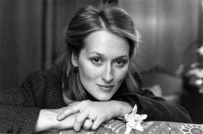 Мерил Стрип, 1980 год