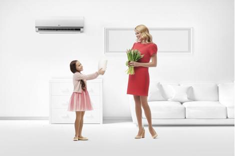 LG Electronics проводит кампанию «Невидимые технологии заботы» | галерея [1] фото [5]