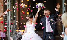Русские традиции на свадьбе