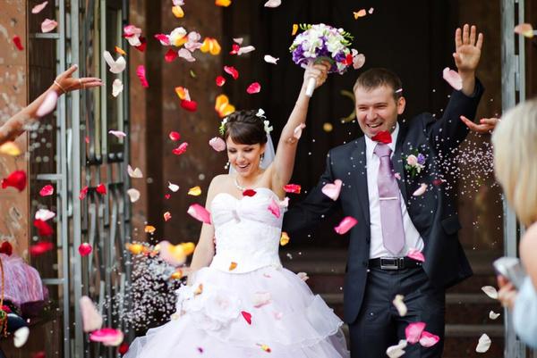 Традиции на свадьбе