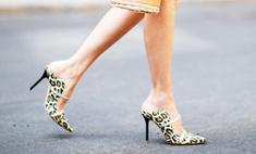 Советы стилиста: какую обувь носить этим летом