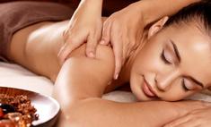 Техники классического расслабляющего массажа