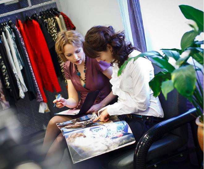 Антикризисный гардероб с Леной Сорокой