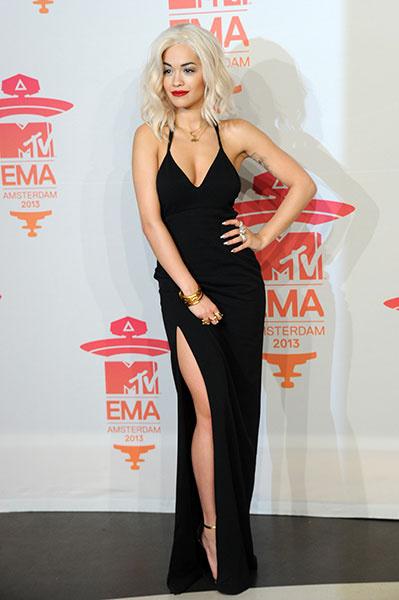 Рита Ора на MTV EMA 2013