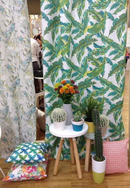 Выставка Home Textiles Premium: главные тренды этого сезона | галерея [1] фото [7]