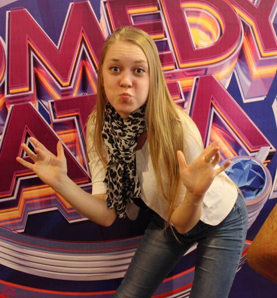 Анастасия Кадцына, кастинг «Comedy Баттл», фото