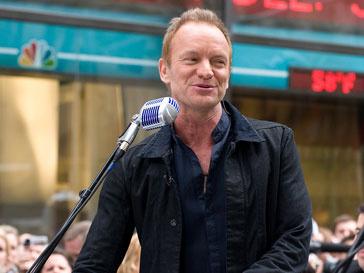 Подарочный альбом от Стинга (Sting) появится на прилавках магазинов осенью 2011 года