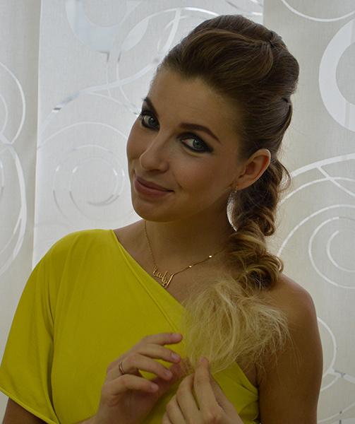Ты великолепна, Анастасия Егорина