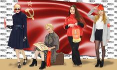Праздник красных косынок – 55 весенних образов