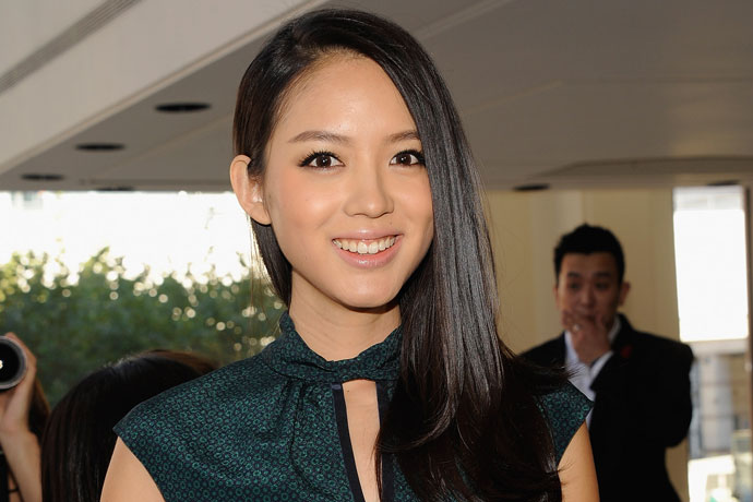 Самые красивые азиатки 4