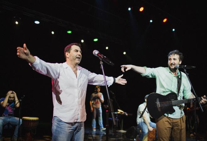 Евгений Гришковец выступит в сопровождении грузинской группы