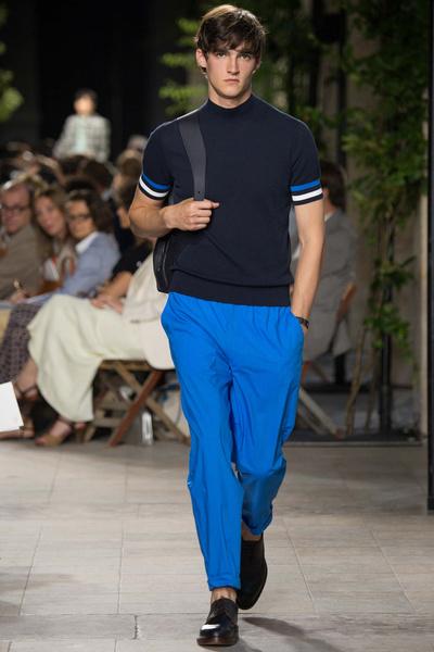 Неделя мужской моды в Париже: лучшие показы | галерея [8] фото [13]