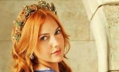 Актриса сериала «Великолепный век» родила дочь