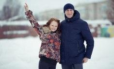 «Реальный пацан» Николай Наумов стал Дедом Морозом для девочки из детдома