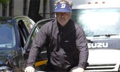 По встречке на велосипеде: Болдуина арестовали