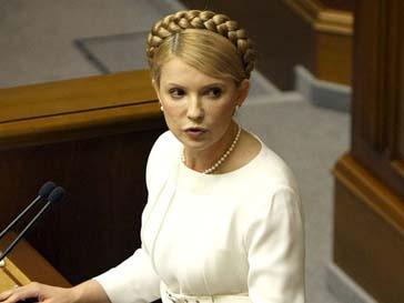 Юлия Тимошенко ходит давать показания