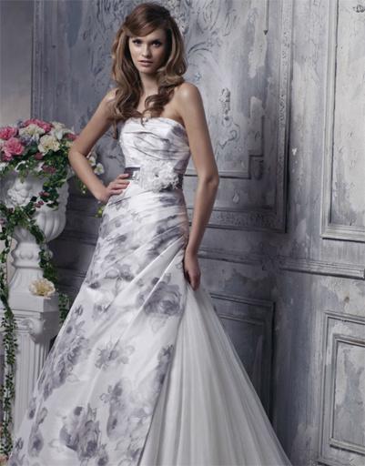 Свадебное платье Anjolique, коллекция весна-лето 2012