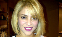 Шакира отрезала свои шикарные волосы