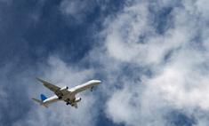 Самый длинный в мире самолет совершил первый рейс