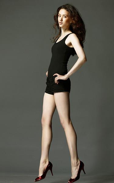 Дарья Фогилева, модель