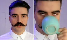 видели белую чашку российский комик выпустил симулятор коллеги