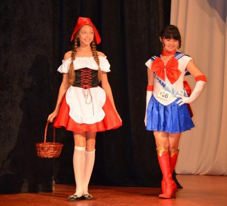 детский конкурс красоты и талантов
