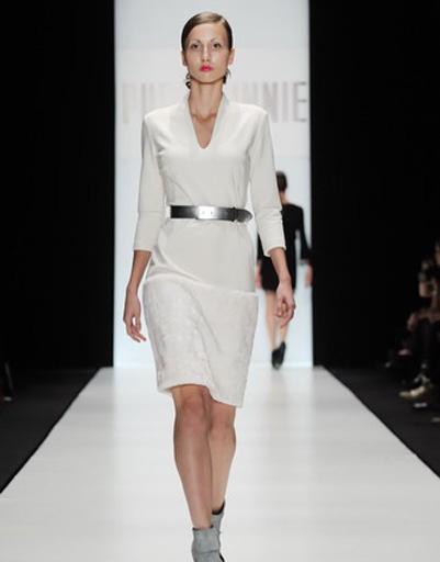 Mercedes-Benz Fashion Week: Pure Vinnie, весна-лето 2012