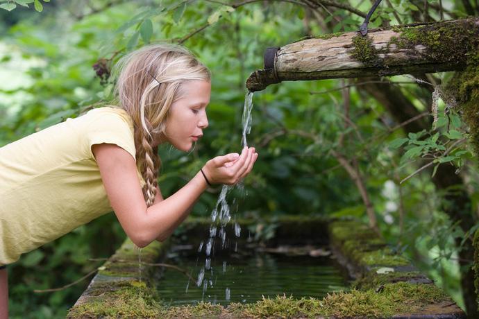 Как пить воду правильно?