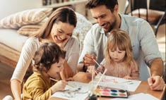 Арт-терапия с ребенком: рисуем дудлы