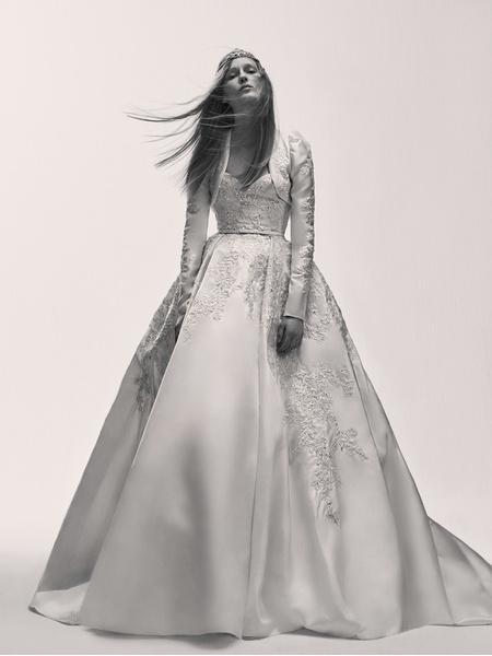 Лучшие коллекции Недели свадебной моды   галерея [12] фото [9]