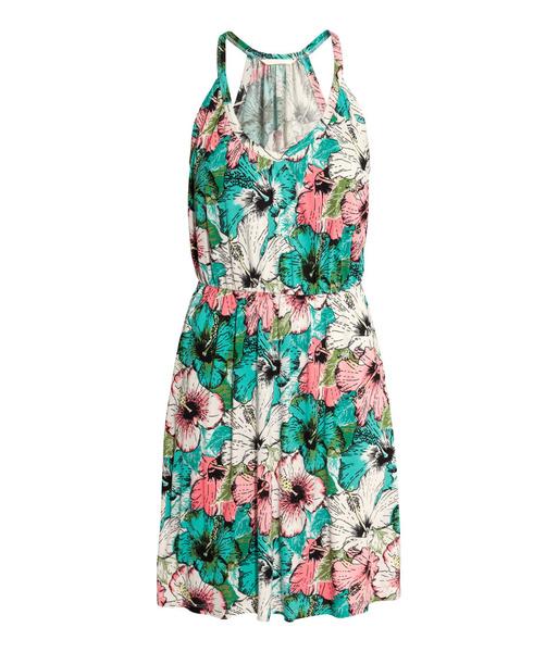 Платье H&M, 500 рублей (с учетом скидки)