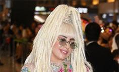 Леди Гага разделась в Японии