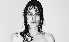 Кира Найтли снялась голой для модной фотосессии