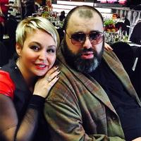 Катя Лель и Максим Фадеев