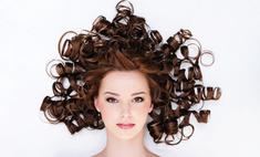 Правила накручивания волос на бигуди и плойку
