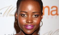 Звезда драмы «12 лет рабства» в рекламной кампании Lancome