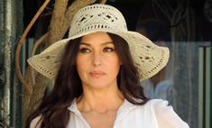 Моника Белуччи восхищается стилем итальянок