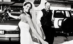Как в кино: свадебное видео на пленку
