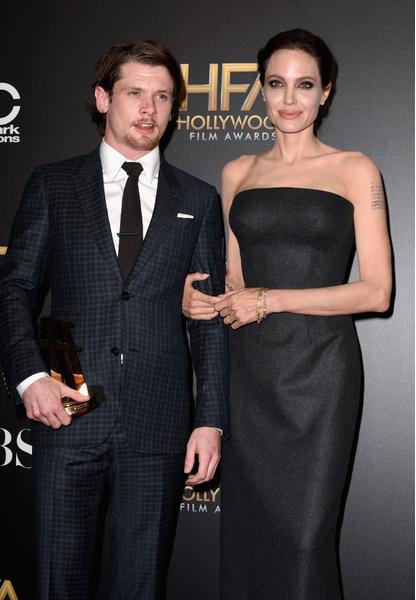 Джек О'Коннелл и Аджелина Джоли